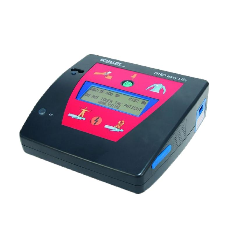 DEFIBRILLATEUR SEMI-AUTOMATIQUE FRED EASY LIFE GAMME DAE SCHILLER