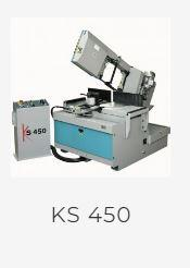 Scie hydraulique/semi-automatique - ks 450