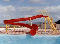 Toboggan aquatique mini 39 tob for Toboggan piscine occasion