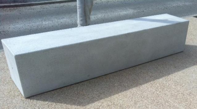 bancs publics en beton tous les fournisseurs banc urbain beton banc ville beton banc. Black Bedroom Furniture Sets. Home Design Ideas