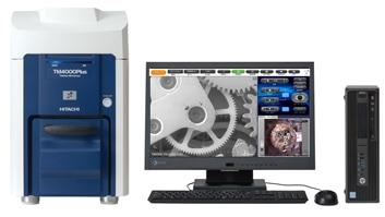 Microscope electronique à balayage (meb) de table minimeb® tm4000/tm4000plus