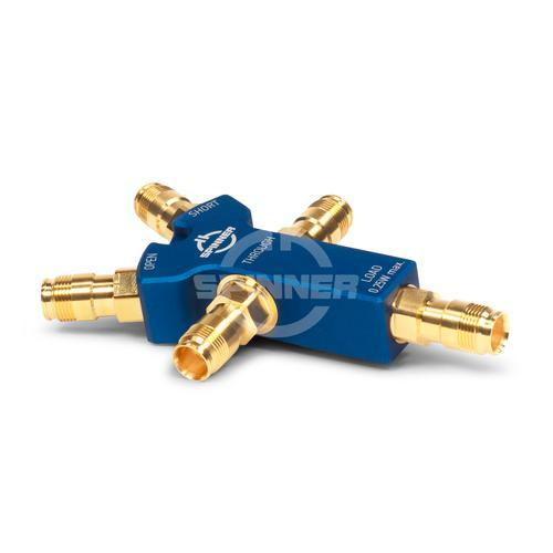 Oslt kit d'étalonnage compact (4-en-1) dc-6 ghz - nex10®