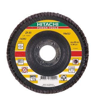 Lot de 10 disques à lamelles type zk pour inox ou métal 60mm réf.    0005851