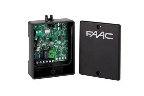 RÉCEPTEUR RADIO XR2 868 BICANAL ( FAAC 787749 )