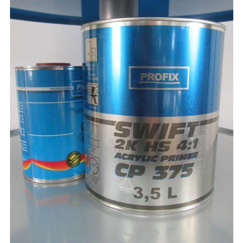 APPRÊT CP375 SWIFT 4,4 LITRES GRIS DURCISSEUR INCLUS - BVD