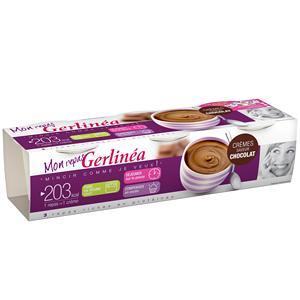Gerlinéa crèmes substitut de repas chocolat x 3 630 g