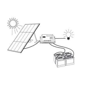 kit solaire 75w 12v comparer les prix de kit solaire 75w 12v sur. Black Bedroom Furniture Sets. Home Design Ideas