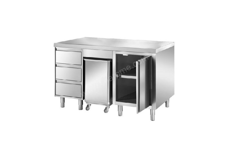 Meuble inox cuisine meuble bas cuisine occasion toulouse for Equipement cuisine inox