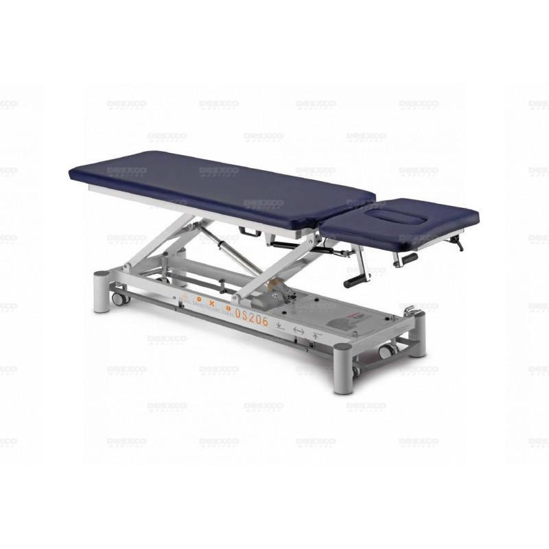 Table de massage ostéopathie os206 ferrox 2 plans proclive seule palena - brombeer
