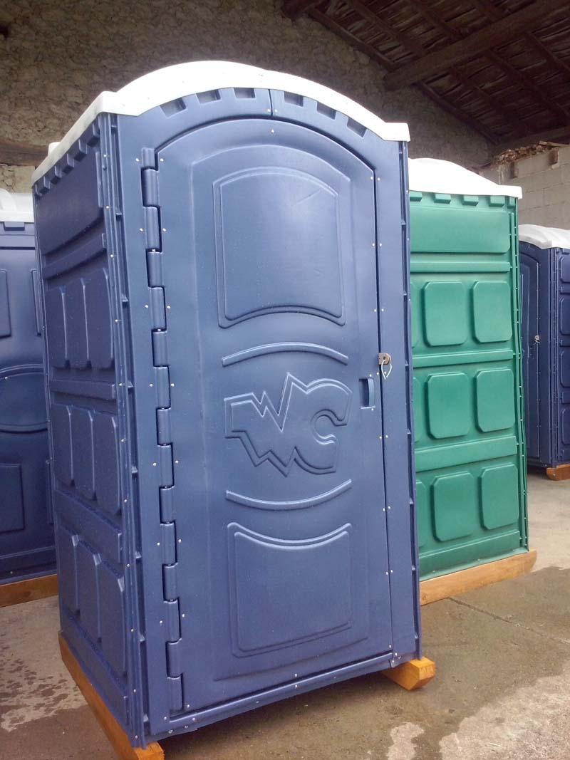 Cabines sanitaires tous les fournisseurs cabine for Wc exterieur jardin
