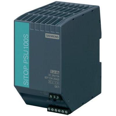 ALIMENTATION POUR RAIL (DIN) SIEMENS SITOP PSU100S 24 V/10 A 24 V/DC 10 A 240 W 1 X