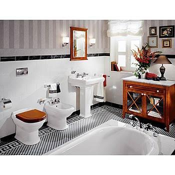 Salle de bains classique : collection hommage