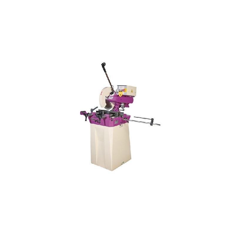 Tronçonneuse à lame carbure spéciale alu 350 d. 350 mm - 400v 2200w - 20114068 - sidamo