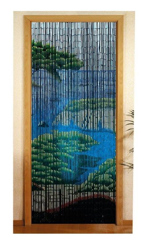 Rideaux de porte p outillage achat vente de rideaux - Rideaux de porte en bambou ...