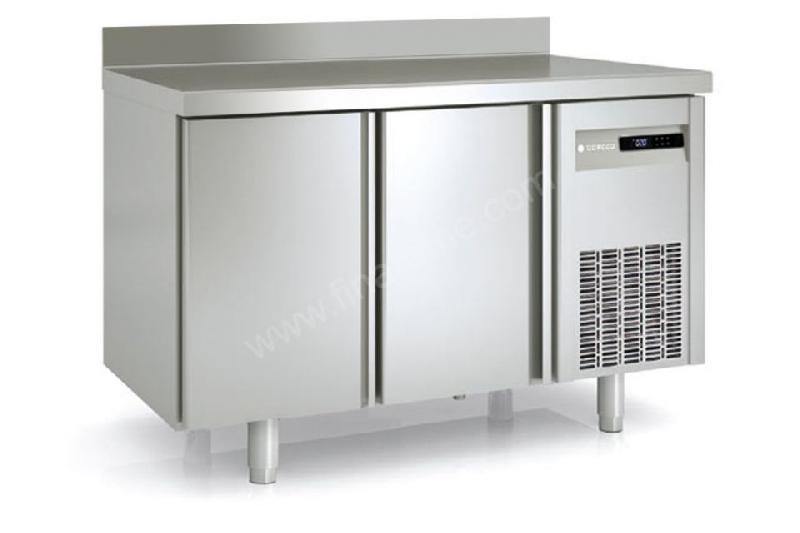 Meuble snack r frig r n gatif professionnel coreco 2 portes comparer les prix de meuble snack - Meuble professionnel restauration ...