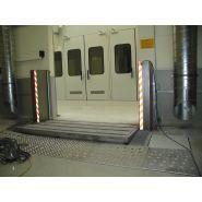 Barrières de rétention d'eaux d'incendie