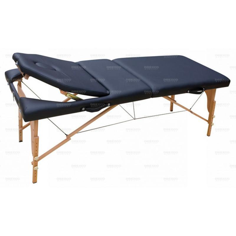 Table de massage beauty  chocolat