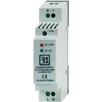 BLOC D'ALIMENTATION POUR RAIL DIN 12 - 15 V/DC 0.83 A 10 W EA ELEKTRO-AUTOMATIK EA-PS 812-010 KSM
