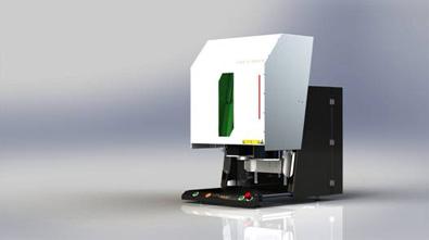 Laser fibre de gravure et decoupe