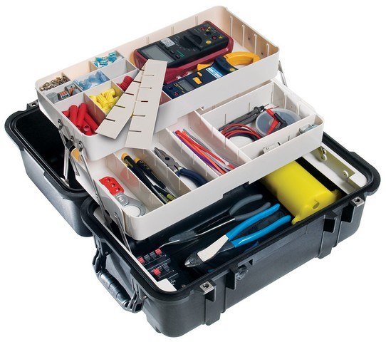 COFFRE A OUTIL MOBILE PERSONNALISABLE 1460TOOL