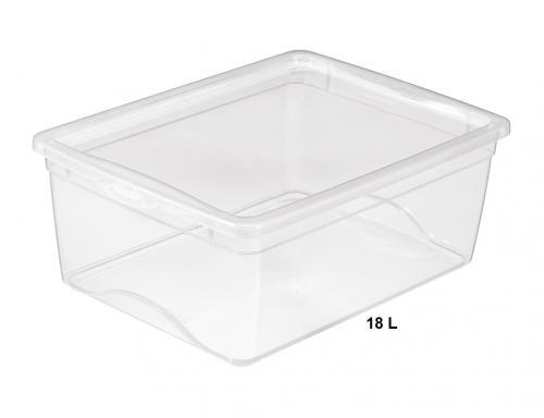 bo te plastique pour aliments comparez les prix pour professionnels sur page 1. Black Bedroom Furniture Sets. Home Design Ideas