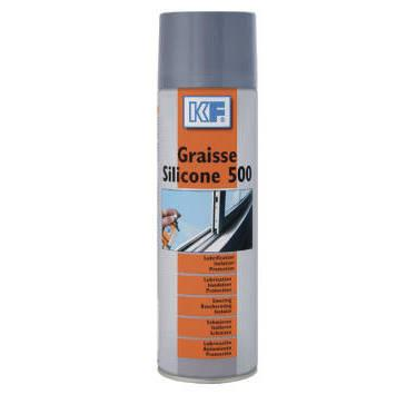 KF - BOMBE GRAISSE SILICONE 400 ML - 6088