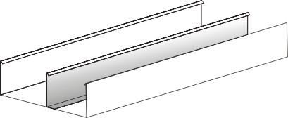 profile aluminium pour cloison sin. Black Bedroom Furniture Sets. Home Design Ideas