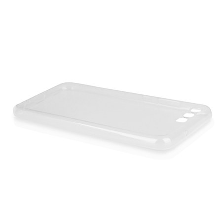 BACK CASE SILICONE TRANSPARENT POUR HUAWEI P10