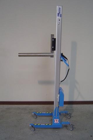 Chariot ingenitec avec éperon simple