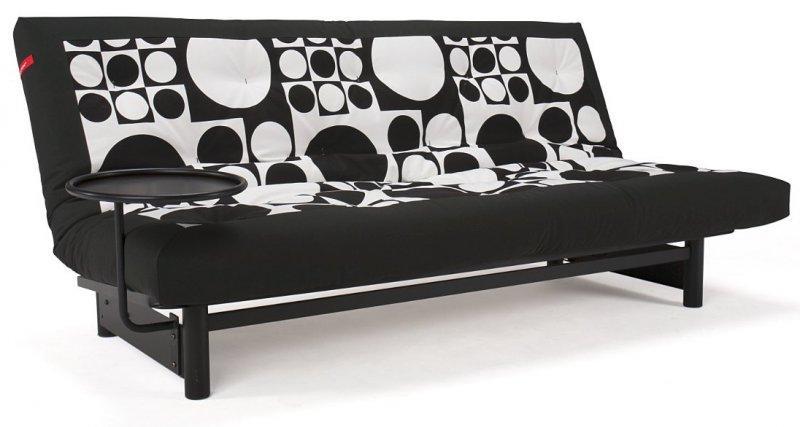 fuji clic clac capitonne geometry design convertible lit 200 140. Black Bedroom Furniture Sets. Home Design Ideas