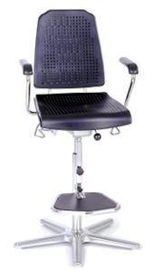 siege ergonomique werksitz klimastar ws 9211. Black Bedroom Furniture Sets. Home Design Ideas