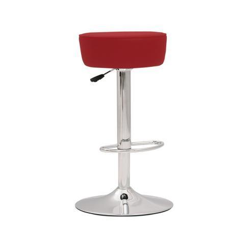 tabouret de bar pinacolada box 2 rouge. Black Bedroom Furniture Sets. Home Design Ideas