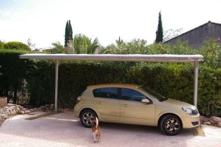 Abris de parkings tous les fournisseurs abri voiture - Abri voiture en toile ...
