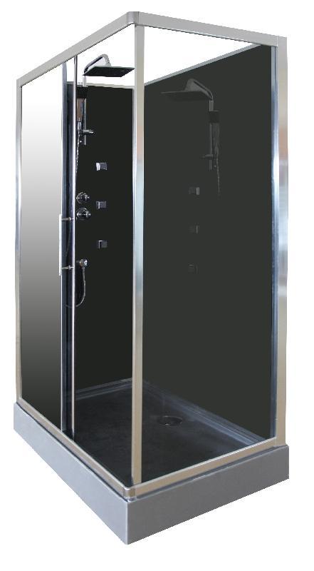 Cabines de douche comparez les prix pour professionnels for Prix cabine de douche