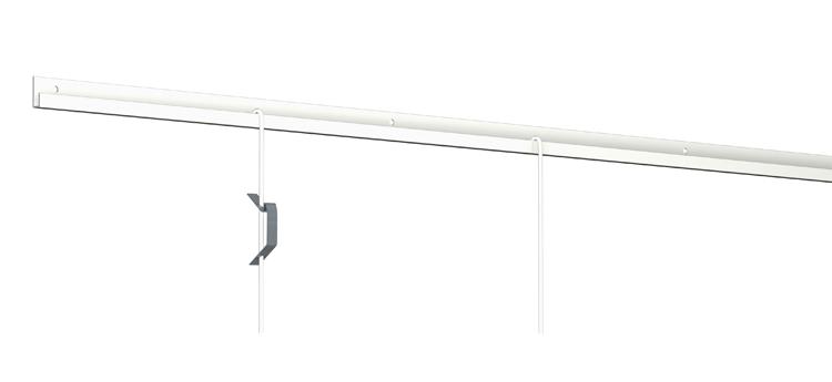 rail cimaise. Black Bedroom Furniture Sets. Home Design Ideas