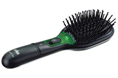 brosse a cheveux braun satin brush sb1. Black Bedroom Furniture Sets. Home Design Ideas