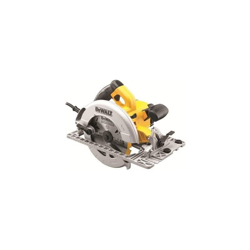 Dwe576k-qs. scie circulaire 1600w dewalt 190mm 61mm en coffret