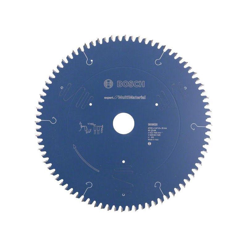 BOSCH Ø 305mm Lame de Scie Circulaire Expert Pour Multi Matériel