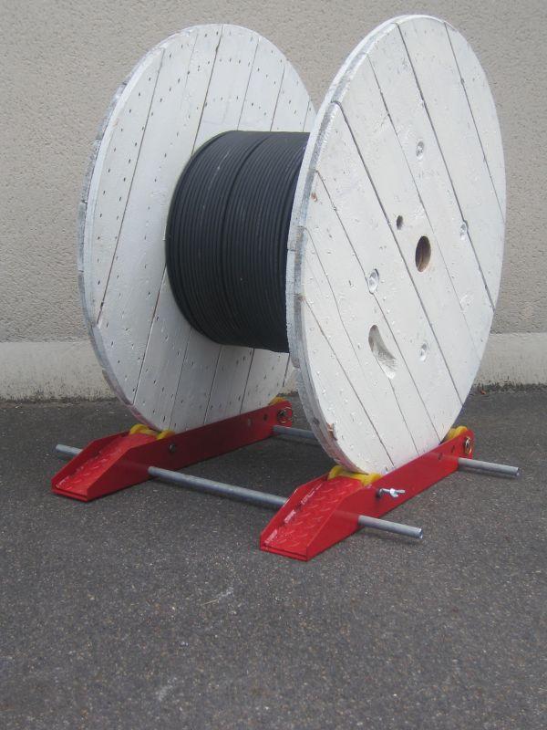 Derouleur stg1500 reglable et demontable 1 5 tonne - Derouleur de cable ...