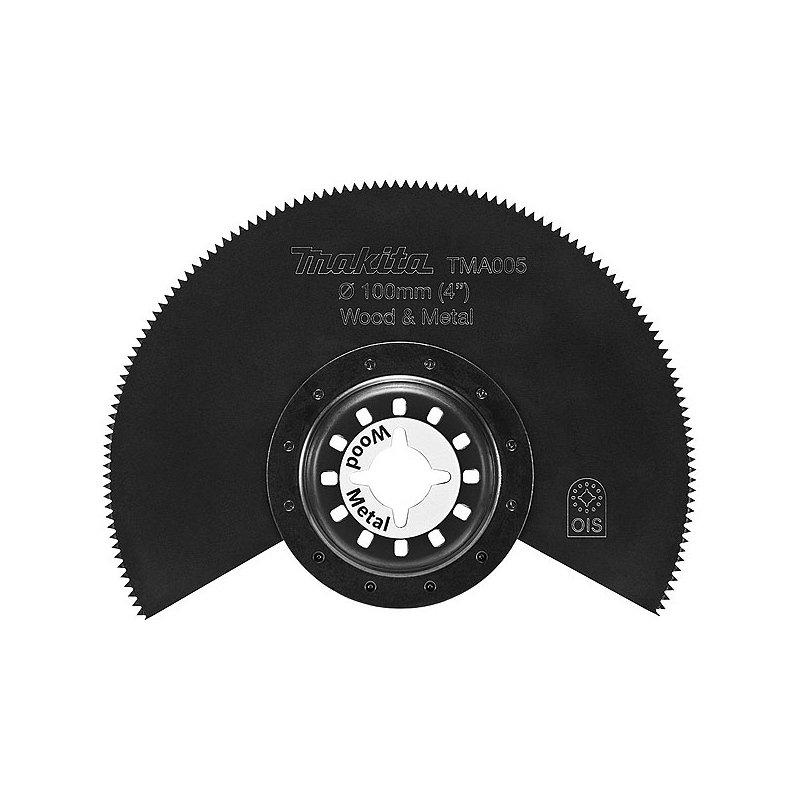 Lame Scie Plongeante BIM pour Bois/Metal Dimensions 28x50mm, Type TMA009, Qte 5 Makita