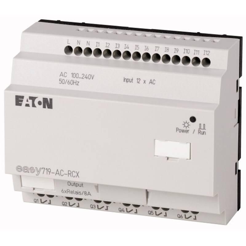 Module logique easy719-ac-rcx