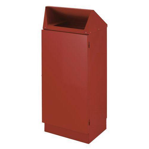 poubelle rouge achat vente poubelle rouge au meilleur. Black Bedroom Furniture Sets. Home Design Ideas