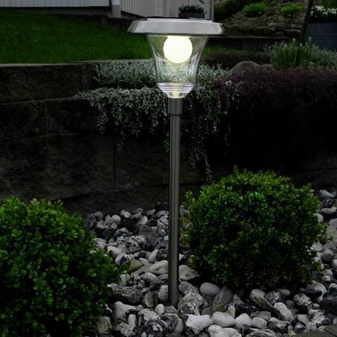 lampes de jardin comparez les prix pour professionnels. Black Bedroom Furniture Sets. Home Design Ideas