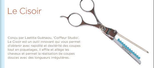 Ciseaux pour coiffure