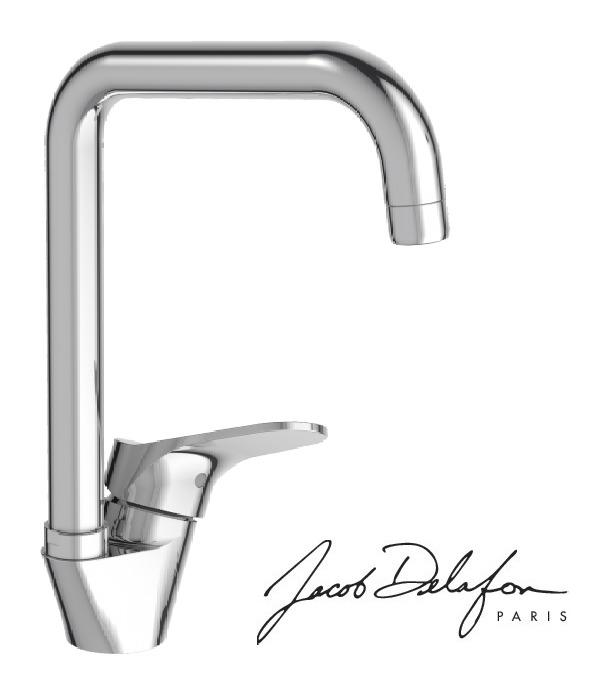 Mitigeur rabattable grohe mitigeur cuisine evier jacob for Grohe evier cuisine