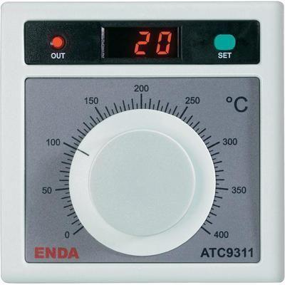 thermostat et r gulateur num rique pour chauffage enda achat vente de thermostat et. Black Bedroom Furniture Sets. Home Design Ideas