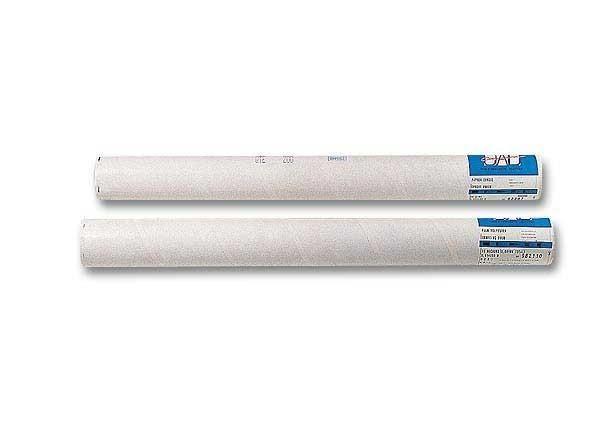 Lot de 2 Bobines papier blanc laize pour traceur 90g 0,914x45m
