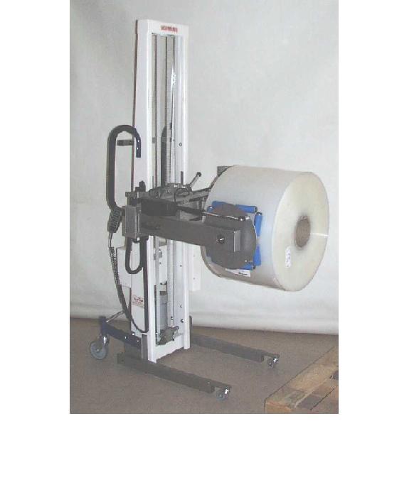 Manipulateurs pour bobines et rouleaux