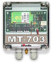 MODULE EMETTEUR / RECEPTEUR MOBILE MT-703