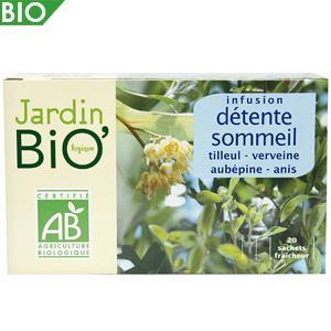 JARDIN BIO INFUSION DÉTENTE